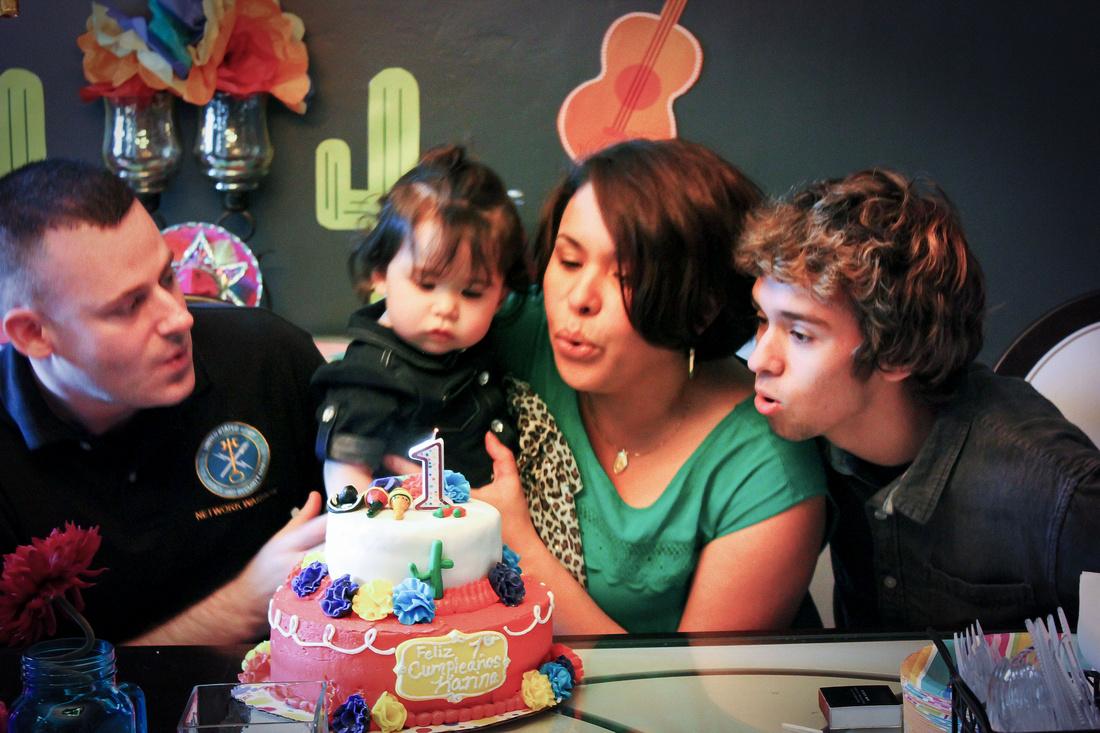 First Fiesta Birthday Party